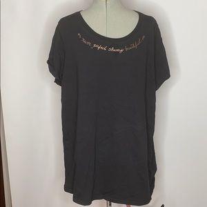 Torrid plus size T-shirt for women size 3X